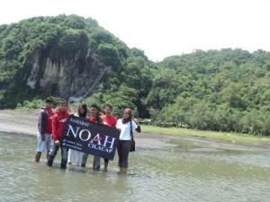 Pantai Selok Cilacap